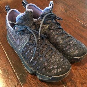 Nike KD 9 Men's basketball shoes. Size 7.5